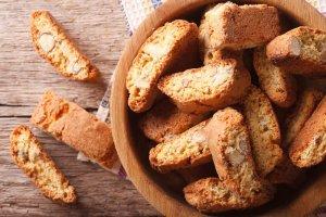 Pumpkin Biscotti Recipe Image