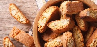 pumpkin biscotti - anti-cancer recipes - cook for your life