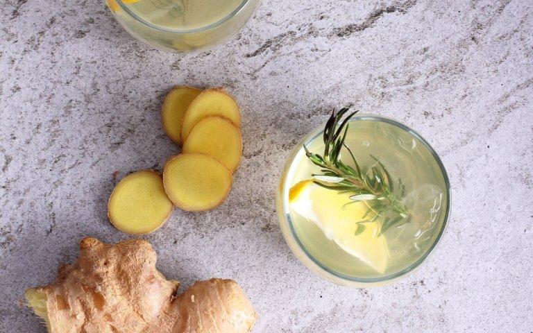 Limonada de Jengibre Recipe Image
