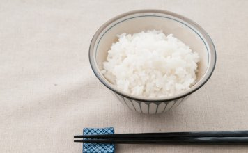 white rice- anti-cancer recipes- cook for your life