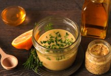 Basic Mustard Vinaigrette- anti-cancer recipes- cook for your life