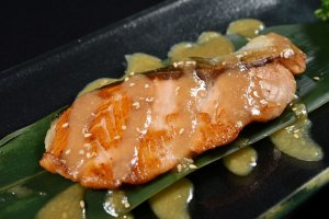 Miso Lime Sauce Recipe Image