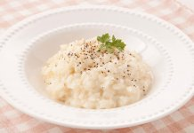 Basic Pressure Cooker Risotto- cook for your life- anti-cancer recipes