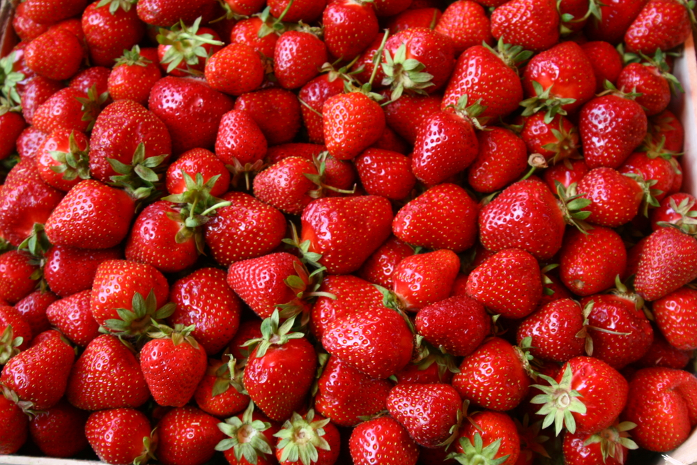 strawberries - cook for your life
