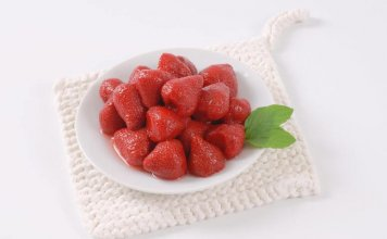 strawberry compote - cook for your life