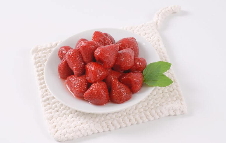 Strawberry Compote Image