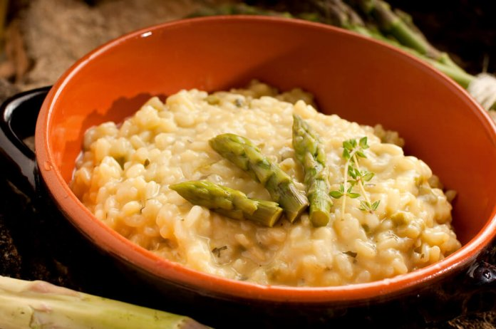 Basic Risotto - anti-cancer recipes - cook for your life