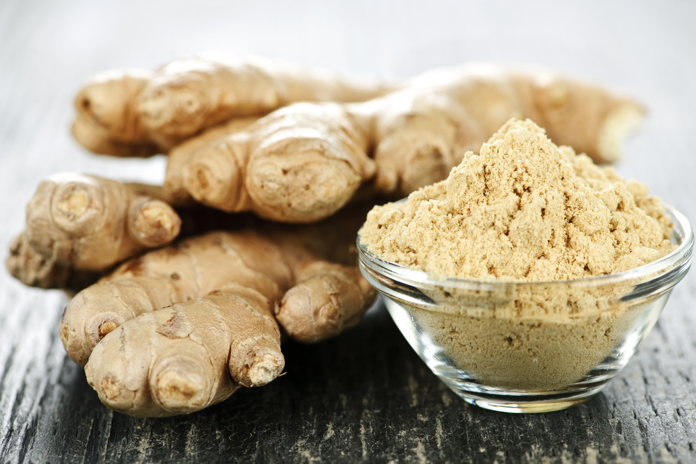 Ginger Recipes Image