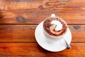 Vegan Hot Chocolate Recipe Image