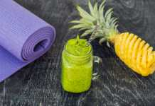Pineapple Basil smoothie- anti-cancer recipes- cook for your life