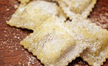 Ricotta Ravioli - Cook For Your Life- anti-cancer recipes