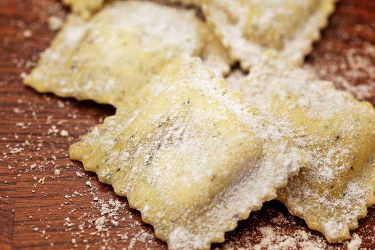 Ricotta Ravioli Recipe Image