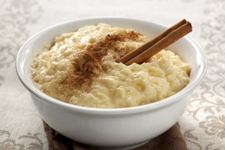 Iceland-Inspired Rice Pudding Recipe Image