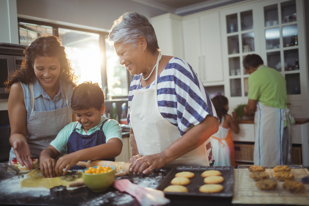 Coping, Cooking, and Kids Image