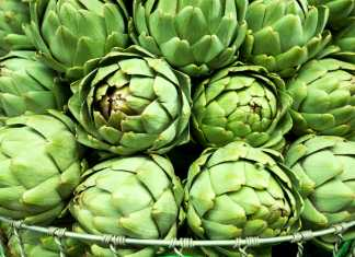 Steamed Artichokes - Cook For Your Life- anti-cancer recipes