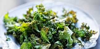 Kale Chips - Cook For Your Life- anti-cancer recipes