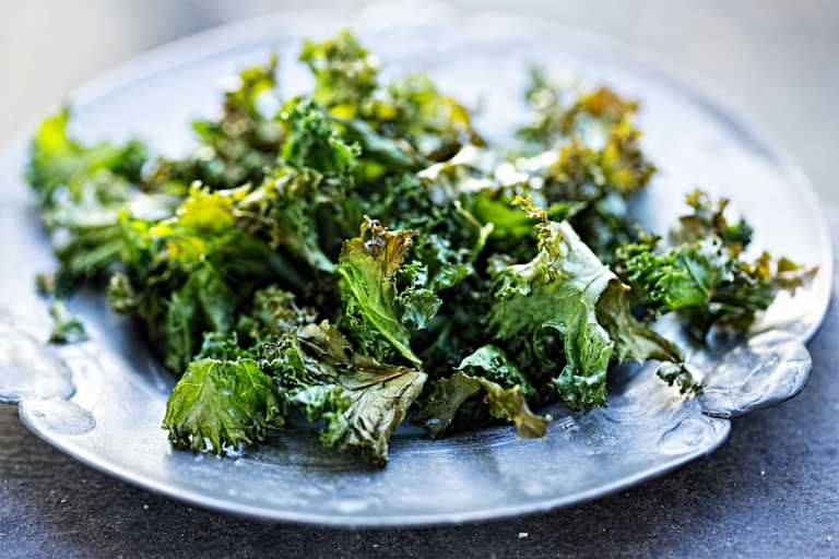 Kale Chips Recipe Image
