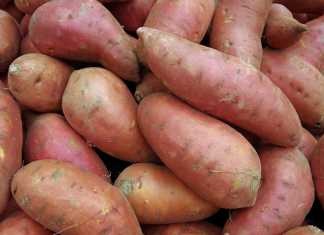 sweet potatoes - anti-cancer recipes - cook for your life