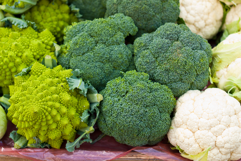 cruciferous vegetables, vegetales cruciferos, - anti-cancer - Cook For Your Life