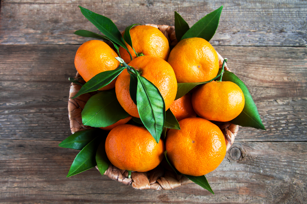 Tangerines Image