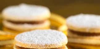alfajores, recetas anti-cancer - cook for your life