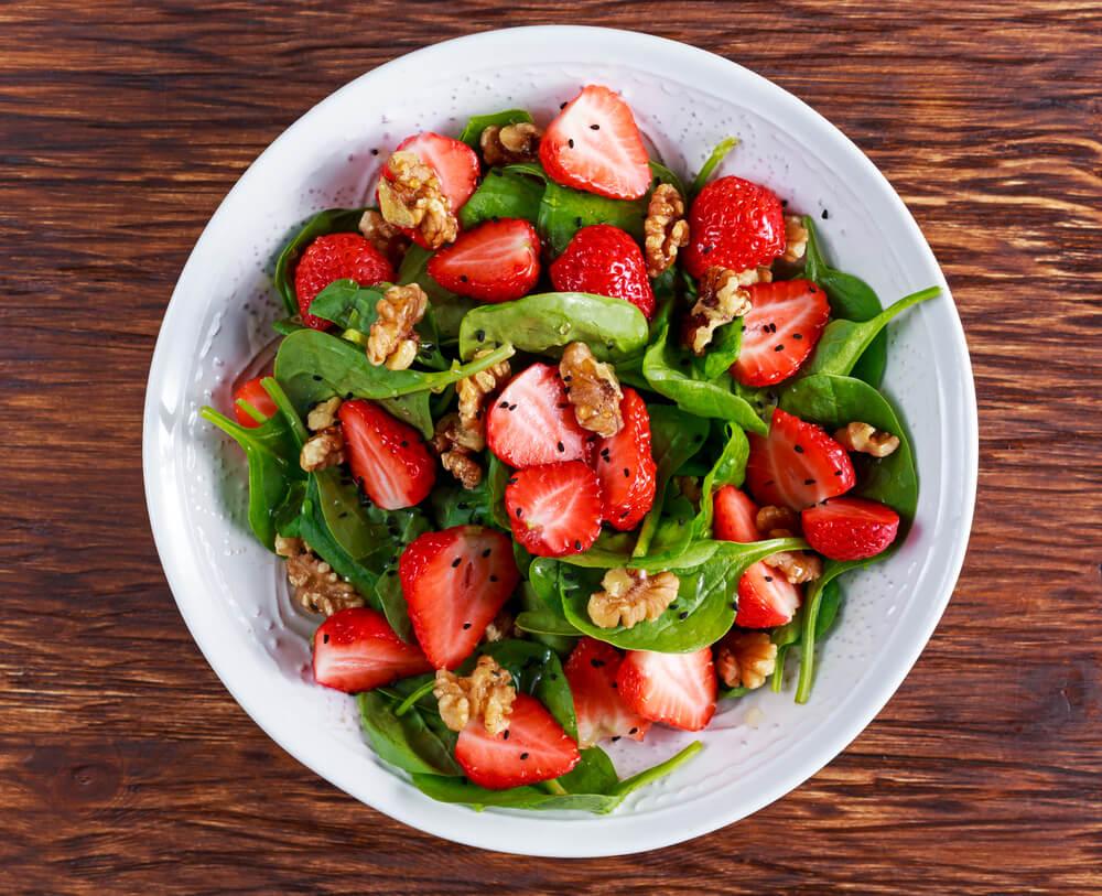 Combine sus Alimentos para Obtener más Nutrición Image