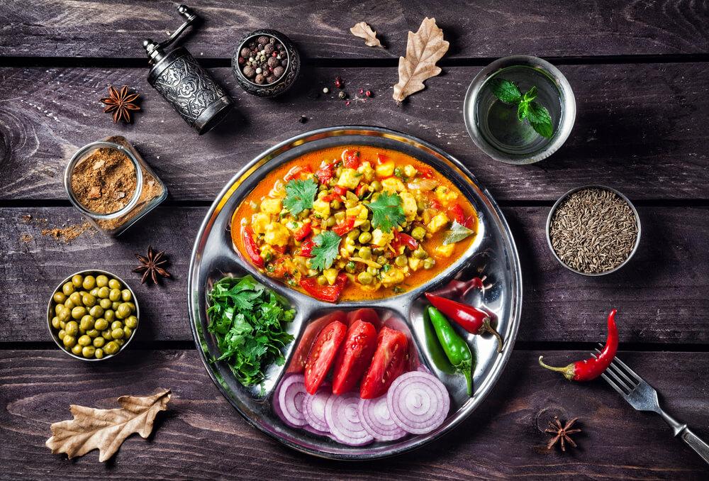 Comida Hindú y Sus Beneficios Image