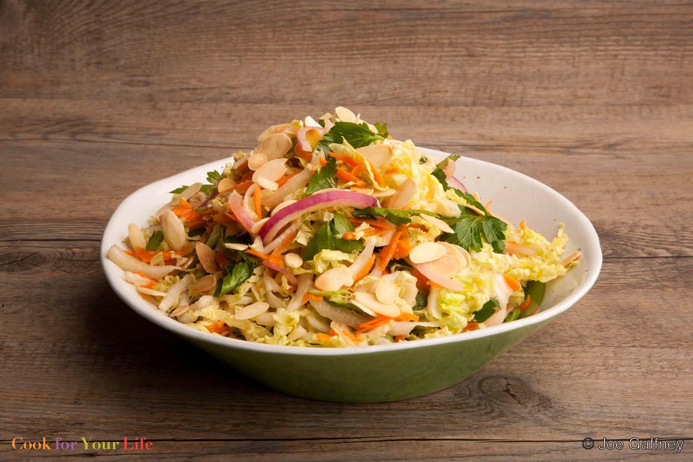 Chef Mark's Cabbage Salad Image