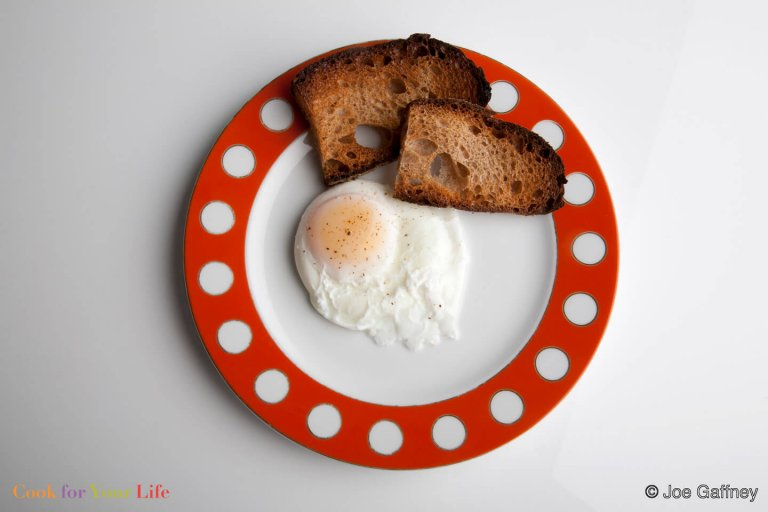 Poached Eggs Recipe Image
