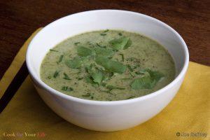 Sopa de Crema de Berro Image