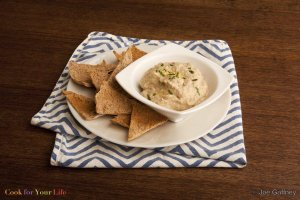 Baba Ganoush Recipe Image
