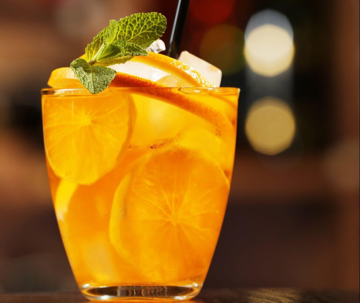 Saludables Cócteles Sin Alcohol Para las Festividades Image