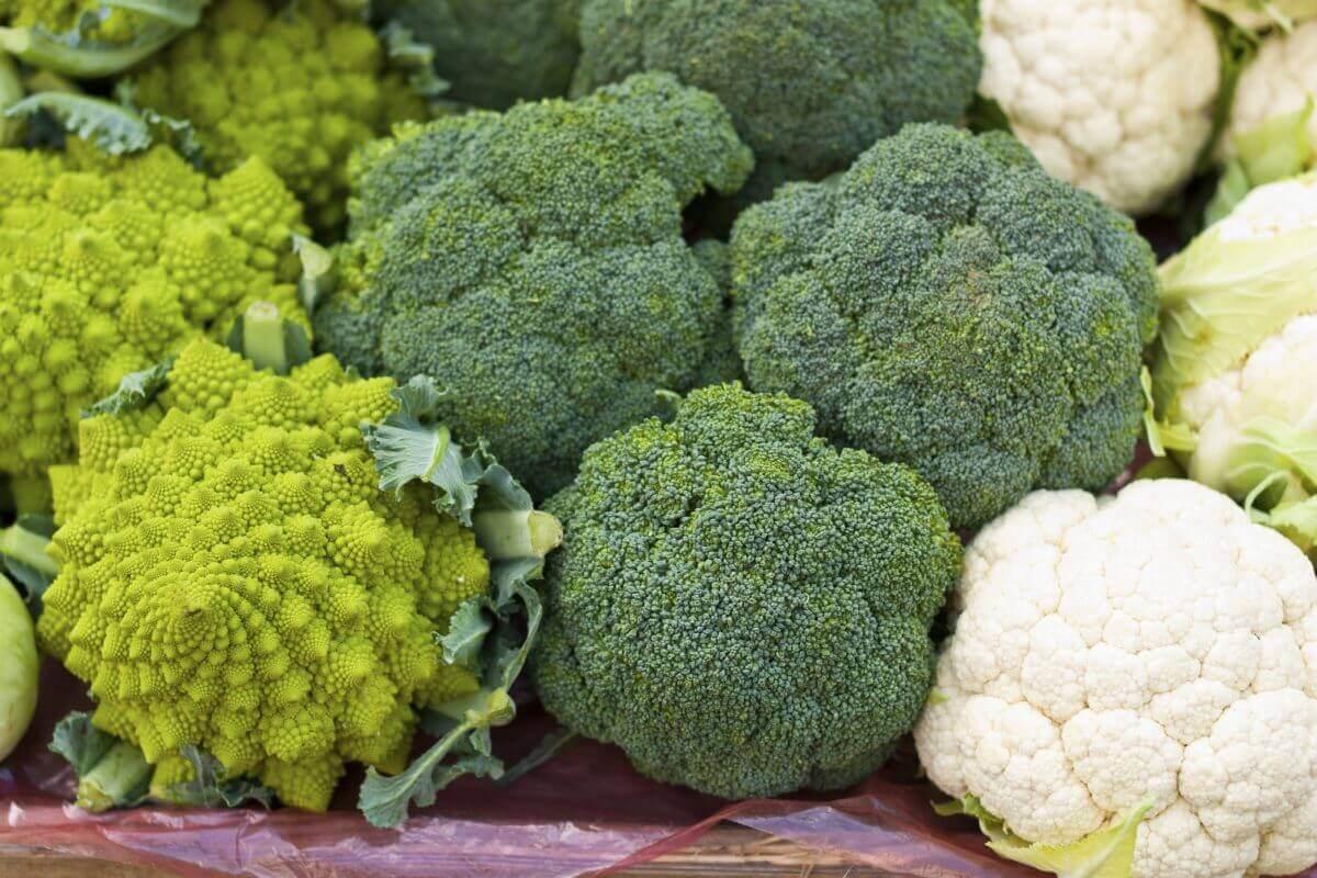 Beneficios de los Vegetales Crucíferos Image