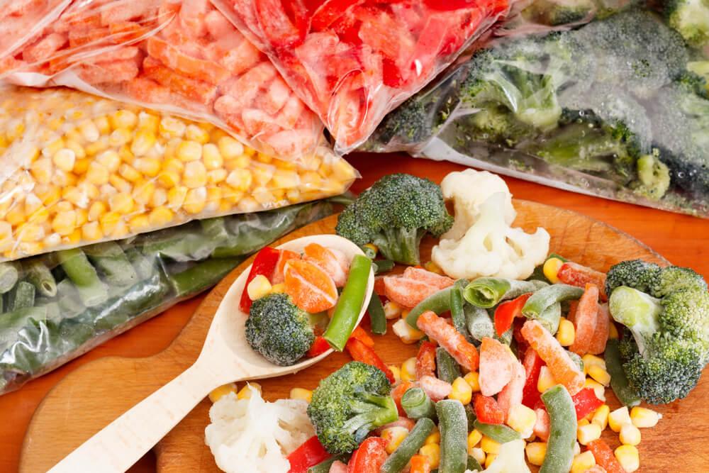 Vegetales Congelados: ¿Se Retienen los Nutrientes al Descongelarse? Image