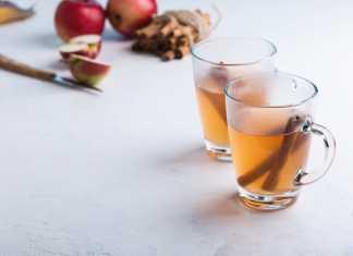 hot Mulled Cider