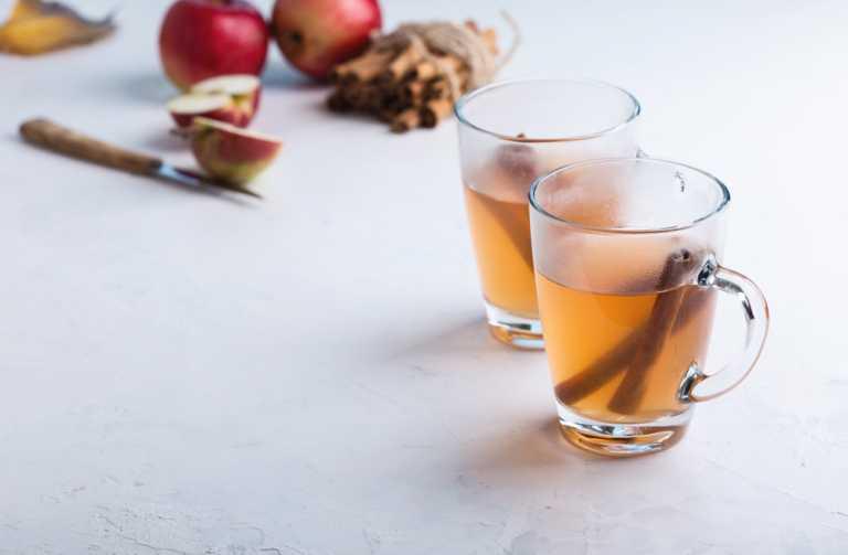 Hot Mulled Cider Recipe Image