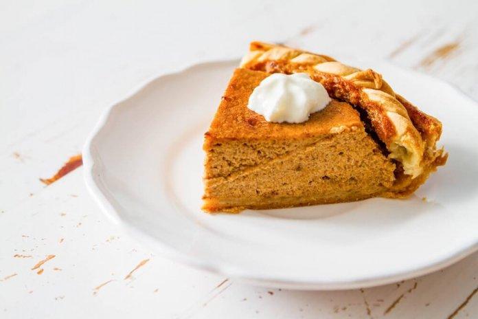Perfecto Pastel de Calabaza de Karoline Recipe Image
