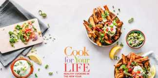 Healthy Cooking in the New Year