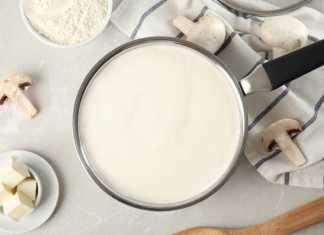 Basic Vegan Béchamel Sauce