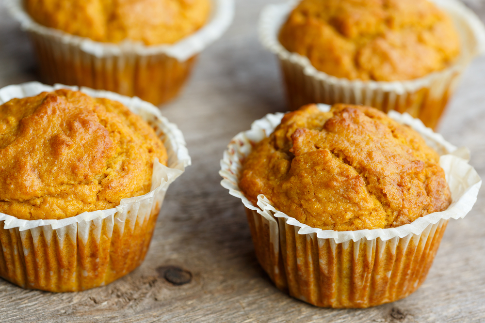 Pumpkin-Honey-Tahini-MUffins