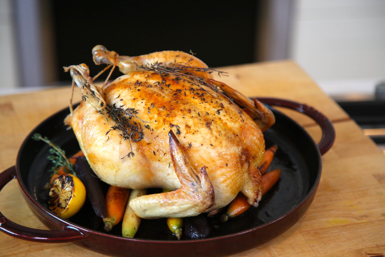 How to Make Classic Roast Chicken Image