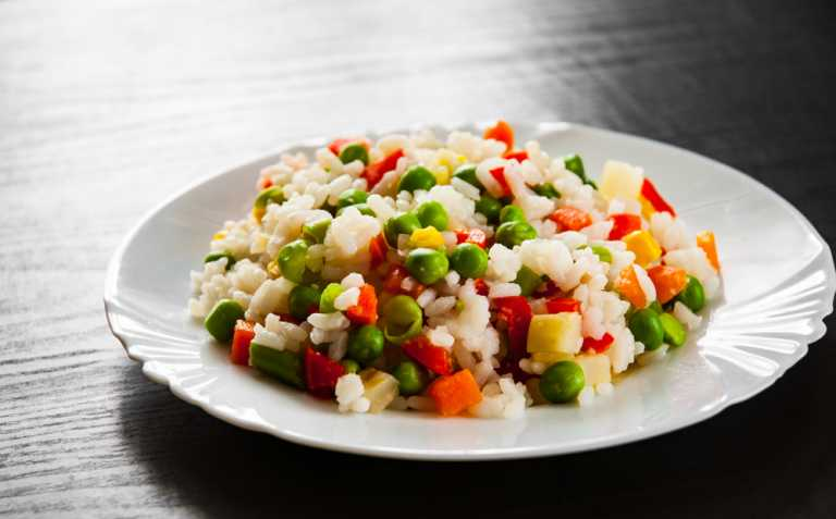 Rice Salad Recipe Image