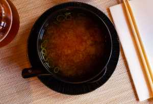Basic Miso Soup Recipe Image