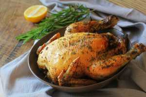 Basic Roast Turkey Recipe Image