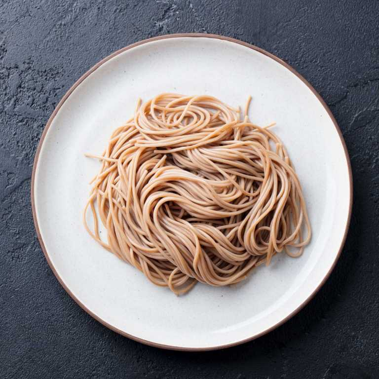 Basic Soba (Buckwheat) Noodles Recipe Image
