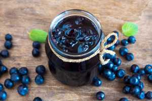 Blueberry Compote Recipe Image