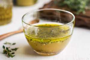 Cumin Lime Vinaigrette Recipe Image