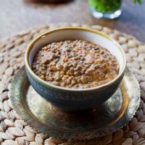 Lentil Soup Recipe Image