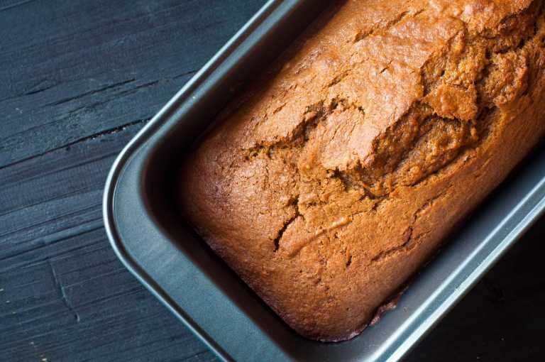 Pumpkin Bread Recipe Image