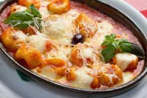 Ricotta Gnocchi Recipe Image